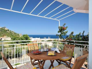 Ampia terrazza VISTA MARE - Nice view to the sea, Santa Maria Navarrese