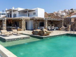 Blue Villas | Lotus | Beachfront, Mykonos-Stad