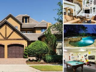 Indulge in Luxury | 5,200 sq. ft Reunion Villa with LEGO Star Wars Theme Bedroom, Amazing Waterfall Pool & Outdoor Kitchen with Built in BBQ, Kissimmee