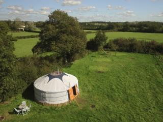Beautiful Authentic Mongolian Yurt to rent, Golden Cross