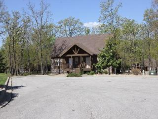 Magic Moments-1 bedroom, 1.5 bathroom Updated Lodge located at StoneBridge, Branson West