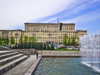 Apartment in Saint-Petersburg #3153, Shushary