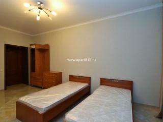 Apartment in Saint-Petersburg #3192, Shushary