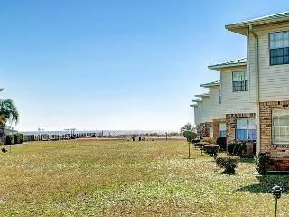 """Surf Club Unit B-15"" On the Gulf! Pool! 4 Bedroom/2.5 Bath - Sleeps 10!, Dauphin Island"