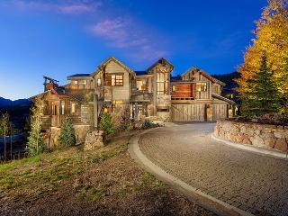Luxurious Custom Ski Home on Peak 8 with Spectacular Amenities; Walk to Lifts