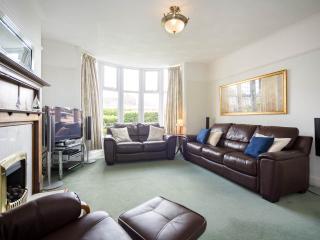 Large comfy sitting room