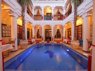 Riad Africa, Luxury Riad in heart of Marrakech, Marrakesh