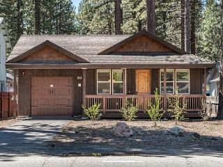 Brand New South Lake Tahoe Cabin – 8 Minutes to Heavenly Mountain