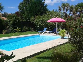 Appartement avec piscine à proximité de la plage, Anglet