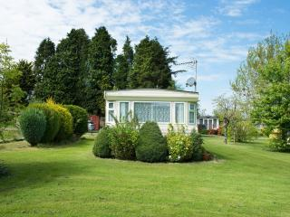 Static caravan Holiday mobile home for hire rent, Sticklepath