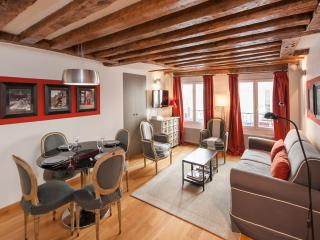 Cosy 1BD/1BTH  on rue Saint Honoré near the Louvre Museum