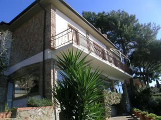 Casa panoramica semi centrale c. vista mozzafiato, Castiglione Della Pescaia