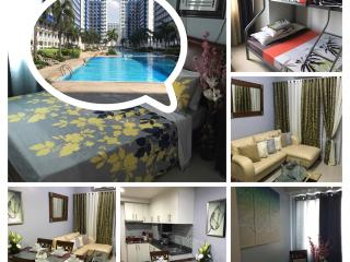 Pristine Condo End Unit with Balcony, Pasay