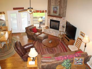 Book this warm family-friendly vacation condo for your next Pagosa Springs Vacation.