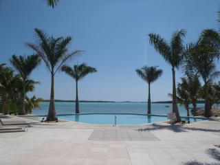 5 STAR LUXURY OCEANFRONT VILLA INCLUDING BRAND NEW BOAT! EXUMA AT ITS FINEST!!!