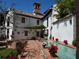 Maison de vacances en famille, entre amis. Albaicin - Grenade, Granada