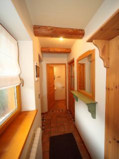 Wardrobe room and Toilet