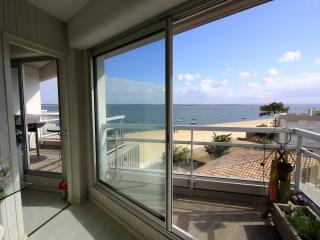 Appartement à Arcachon sur la plage Pereire