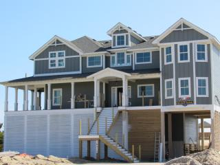 Beach King - 9 BR Luxury Oceanfront Event Home, Nags Head