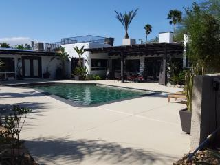 Palm Springs Ranch Estate with Guest House