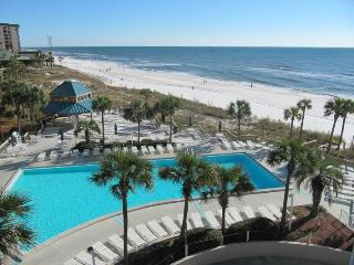 Panama City Beach Condo on the Beach