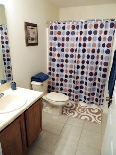3rd Bathroom, this would be shared between Bedroom 3 & 4.