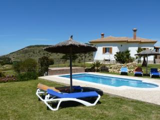 7 bed villa near Vejer, pool, garden, sea view, Vejer de la Frontera