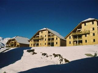 Well-kept apartment in les Sybelles with 310 km. of slopes