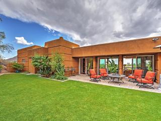 Stylish 3BR Paradise Valley Home on Mummy Mountain w/Wifi, 2 Private Patios