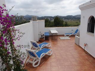 Duplex apartment 130m2, 2-3 bedrooms, roof terrace