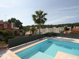Villa Sokrates - Modern villa near the beach, Peguera