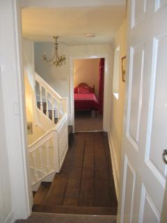 Landing between bedroom 2 and 3