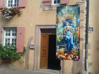 Près de Colmar ,Kaysersberg ,La maison des tanneurs, spacieux gîte de 90m2,