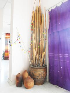 decor in lounge