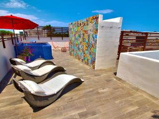 2 bedroom PH, private rooftop with plunge pool., Playa del Carmen