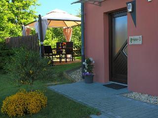 Eingang Ferienwohnung Fewo I