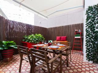 The Patio House-private terrace in central Lisbon