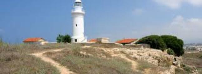 Lighthouse, very close to the apartment, can be seen from the front of the apartment.