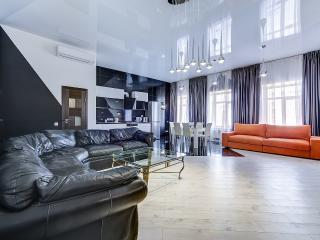 SutkiPeterburg Luxury apartment design interiors, San Petersburgo