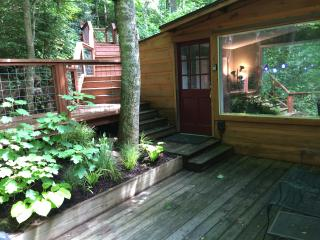 Feel the Forest Canopy | Stay at Woodlands Chalet