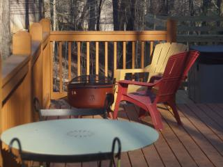 Private Retreat, Hot Tub, Fire Pit & Dogs Welcome