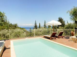 Luxury Private Pool Villa in Monodendri Beach / Villas Muscalas - Elia