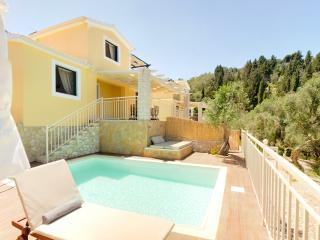 Luxury Private Pool Villa in Monodendri Beach / Villas Muscalas - Elia