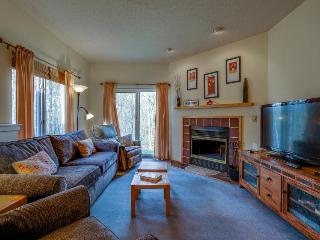 Condo w/ shared pool & hot tub, shuttle to the slopes!