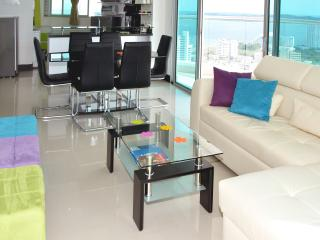 Modern 6 Bedroom 6 Bathroom Condo, Cartagena
