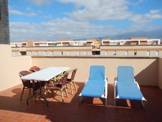 Duplex de 2 dormitorios con terraza solarium, El Medano