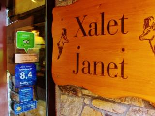 CHALET JANET ERTS APPARTEMENTS  Bed & Breakfast, Erts
