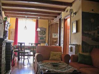 elegante e luminoso appartamento in centro, tutto compreso