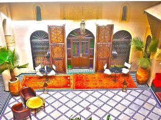 RYAD BOUSTANE 9 rooms 69 euros for each, Marrakech