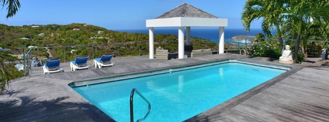 Espace piscine privée